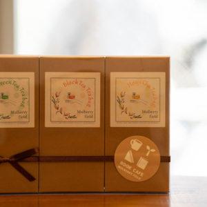 野村園×マルベリーのティーギフトボックス
